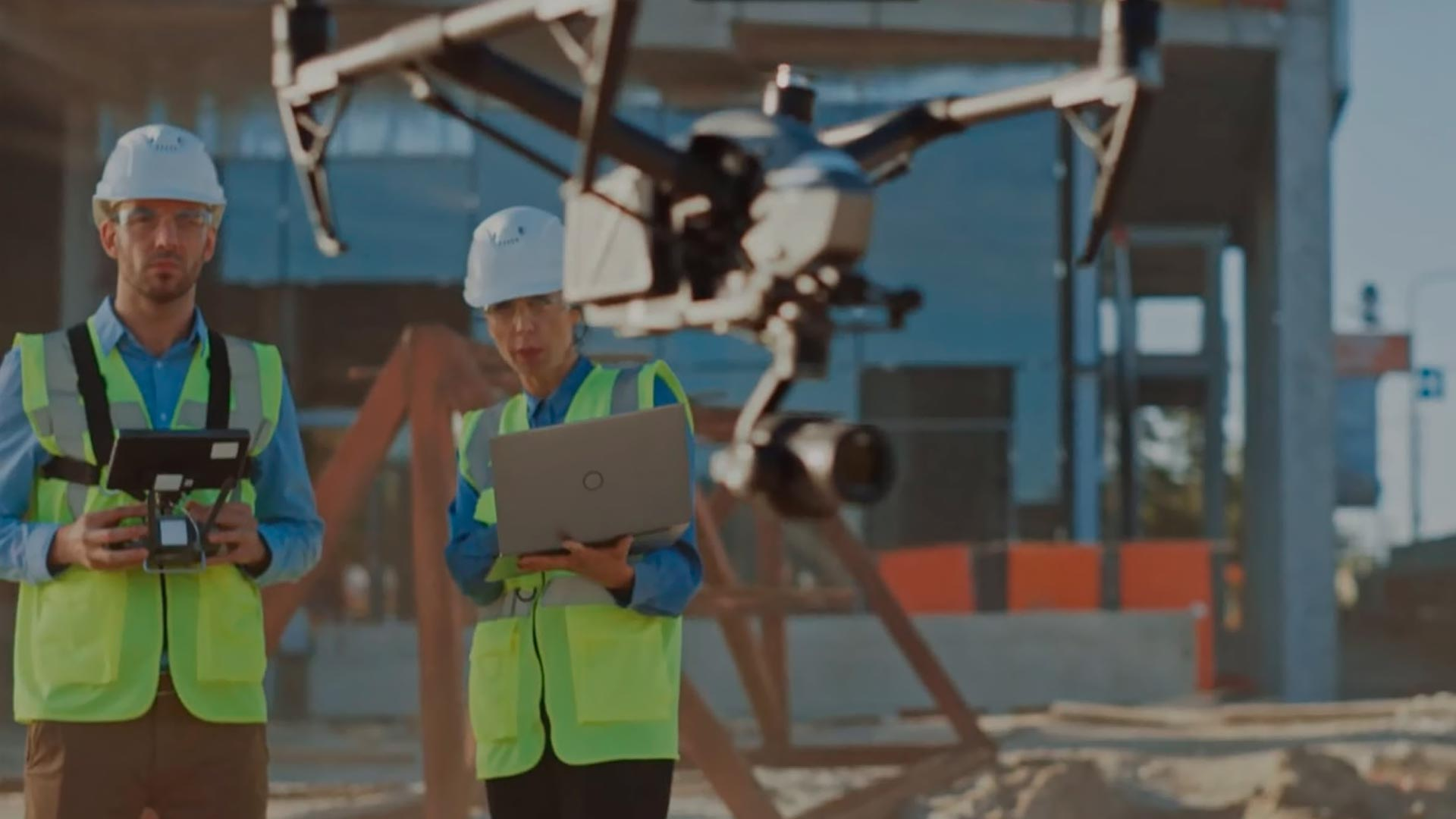 WE PROVIDE sUAS, BATHYMETRY & LASER SCANNING SERVICES